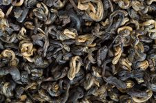 Free Leaves Of  Black Tea Royalty Free Stock Photo - 4352305