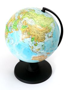 Free Globe Stock Photography - 4352332
