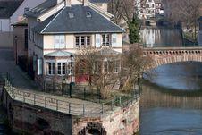 Free Historical Strasbourg Stock Photography - 4352842