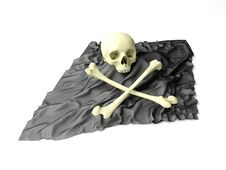 Free Jolly-roger Royalty Free Stock Photos - 4353318
