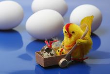 Free Easter Motive Stock Photo - 4353460