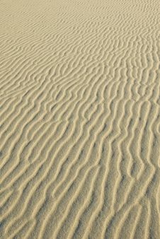 Free Sand Dunes Royalty Free Stock Images - 4353689