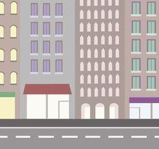 Free Urban Landscape Stock Image - 4354201