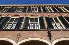 Free Dutch Parliament Stock Photography - 4355522