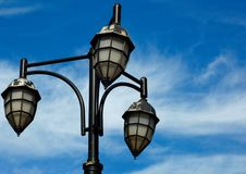 Free Street Lamp Stock Photography - 4355642