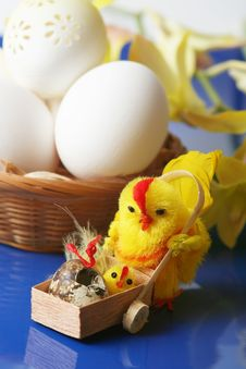 Free Easter Motive Royalty Free Stock Image - 4355736