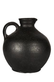 Beautiful Ancient Jug Royalty Free Stock Photos