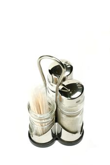 Free Salt And Pepper Royalty Free Stock Photos - 4357168
