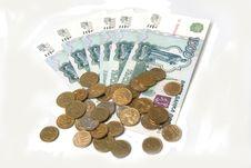 Free Money Stock Image - 4357281