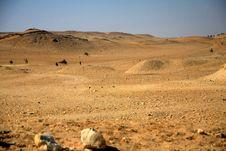 Free Sahara Desert Stock Photography - 4357572