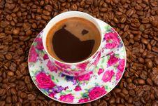 Free Coffee Cap Royalty Free Stock Image - 4357996