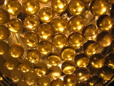 Free Gold Capsules Stock Photos - 4358683