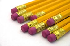 Free Pencils Royalty Free Stock Photography - 4359257