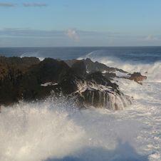 Free Dangerous Shore Stock Photo - 4359510