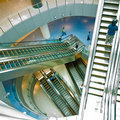Free Escalators Stock Photos - 4361443