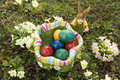 Free Easter Eggs Royalty Free Stock Photography - 4363157