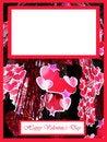 Free Valentines Decoration Frame Stock Image - 4366261