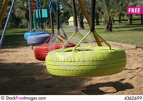 Free Play Area Royalty Free Stock Images - 4362699