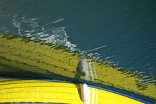 Free Yellow Reflections Stock Images - 4360044