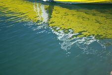 Free Yellow Reflections Stock Photos - 4360073