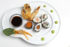 Free Sushi Stock Photography - 4360282