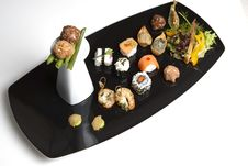Free Sushi Platter Stock Images - 4360374