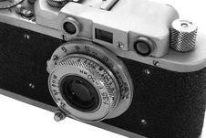 Free Old Photo Camera Stock Photos - 4360573