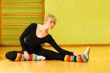 Free Ballet Dancer Stock Photo - 4360680