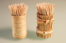 Free Toothpicks Royalty Free Stock Image - 4360896