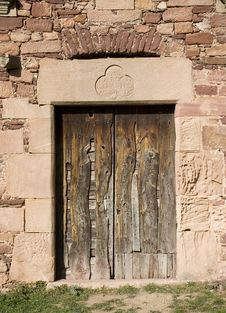 Free Ancient Door Stock Photo - 4361750