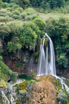 Free Waterfall Royalty Free Stock Image - 4361986