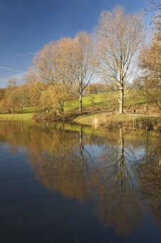 Free Rijswijk Park Royalty Free Stock Image - 4362016
