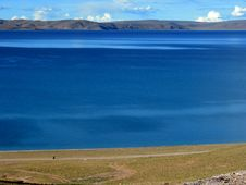Free Namsto Lake, Tibet, China Royalty Free Stock Image - 4362056