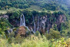 Free Waterfall Royalty Free Stock Photos - 4362278