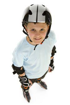 Free Skater Stock Image - 4362301