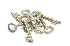 Free Vintage Keys Royalty Free Stock Photo - 4362355