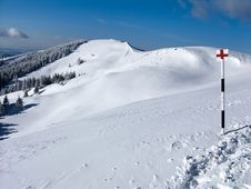 Free Mount Piatra Mare Stock Image - 4362411