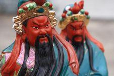 Free Buddhist Statue Stock Photo - 4362700