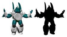 Free Cyborg-fish Stock Image - 4362981