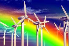 Free Wind Power Stock Photo - 4363080