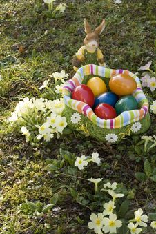 Free Easter Eggs Stock Photo - 4363100