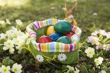 Free Easter Eggs Stock Photo - 4363180