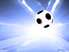 Free Euro 2008  / Soccer Ball Stock Photography - 4363312