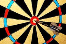 Free Dart Board Stock Photos - 4363593