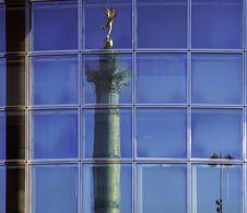 Free Bastille Column Stock Images - 4363824