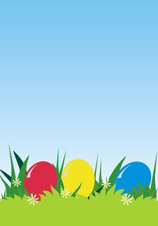 Free Easter Background Stock Photography - 4364102