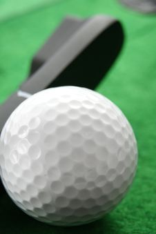 Free Golf Ball Stock Images - 4364704