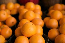 Free Fresh Oranges Stock Photo - 4364990