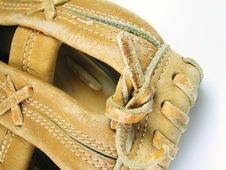Free Baseball Mitt Stock Photography - 4365102