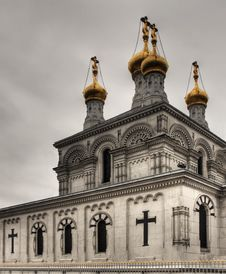 Free Russian Church Stock Images - 4365304